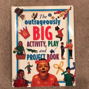 3/$25 The Outrageously Big Activity, Play...